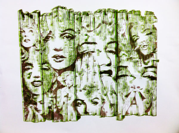 This Marilyn edition will be printed and available sometime later this summer.